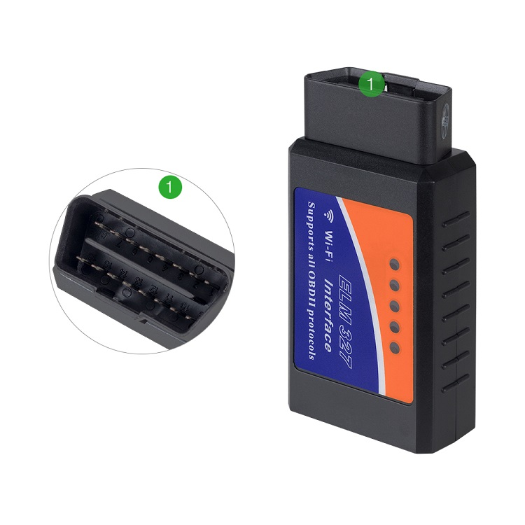 ELM327 WIFI V1.5 Wireless OBD2 Diagnostic Tool