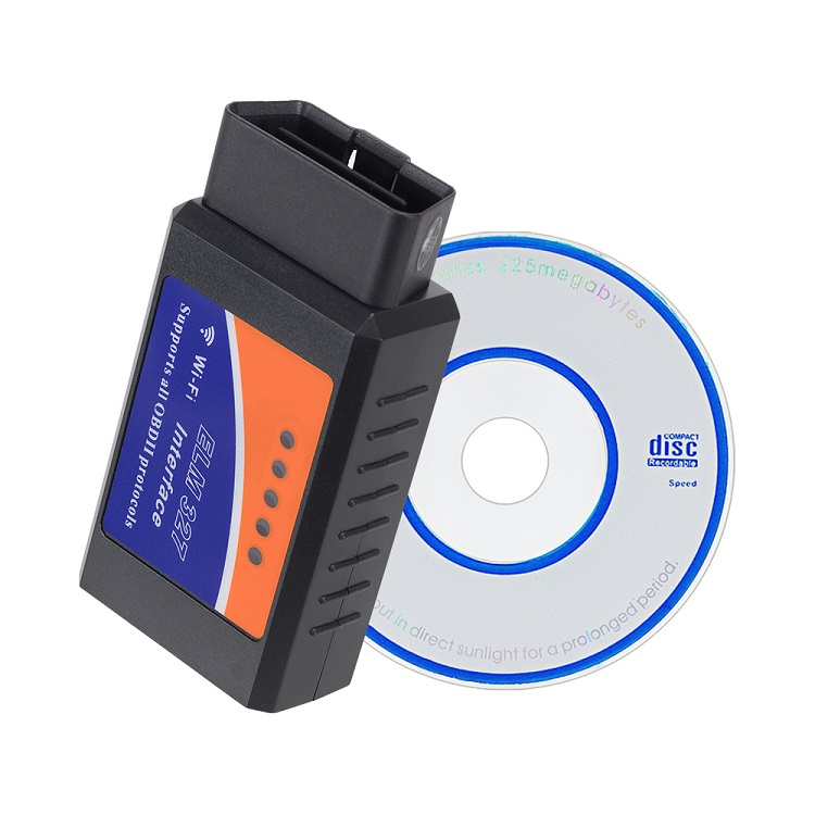 ELM327 WIFI V1.5 Wireless OBD2 car tool