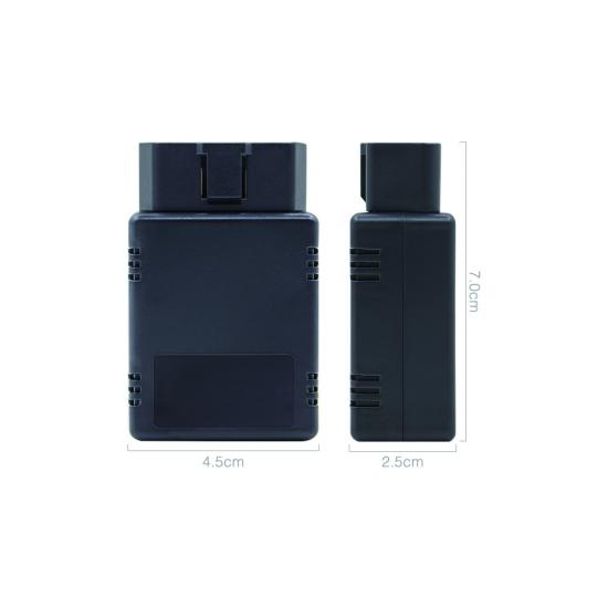 Mini ELM327 V2.1 Bluetooth HH OBD2 ELM 327 OBD2 car diagnostic tool